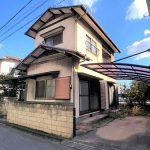 倉敷市東塚2丁目リフォーム渡し中古住宅1,199万円