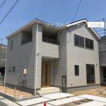 倉敷・片島第2リーブルガーデン新築住宅全5棟