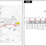 地図、配置図