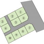 倉敷市亀島2丁目売地8,665,040~11,447,180円