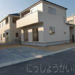 グラファーレ倉敷市片島2期4棟新築住宅