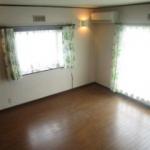2階洋室8帖(リフォーム中)