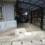 駐車場(リフォーム中)